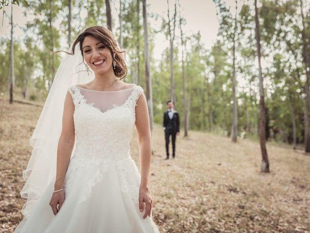 Il matrimonio di Sara e Orazio a Caltanissetta, Caltanissetta 76