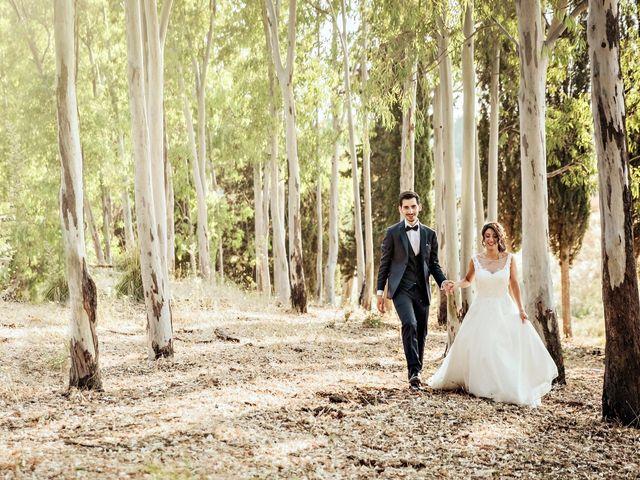 Il matrimonio di Sara e Orazio a Caltanissetta, Caltanissetta 85