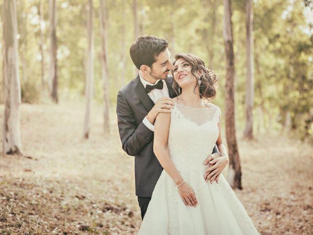 Il matrimonio di Sara e Orazio a Caltanissetta, Caltanissetta 86