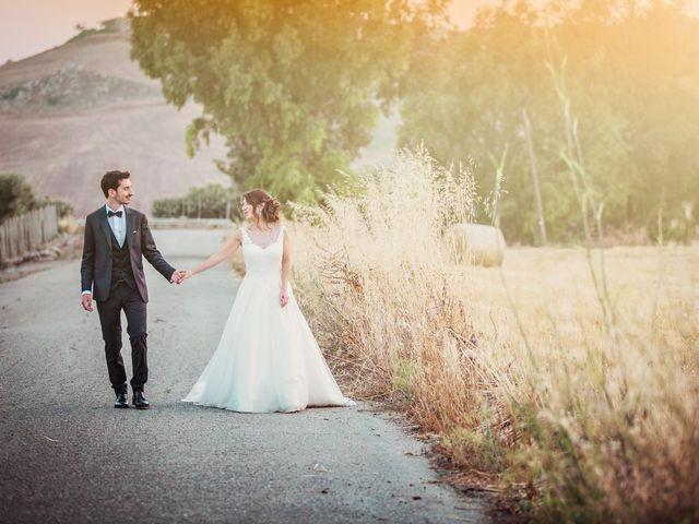Il matrimonio di Sara e Orazio a Caltanissetta, Caltanissetta 91