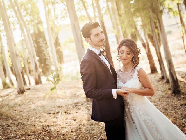 Il matrimonio di Sara e Orazio a Caltanissetta, Caltanissetta 93