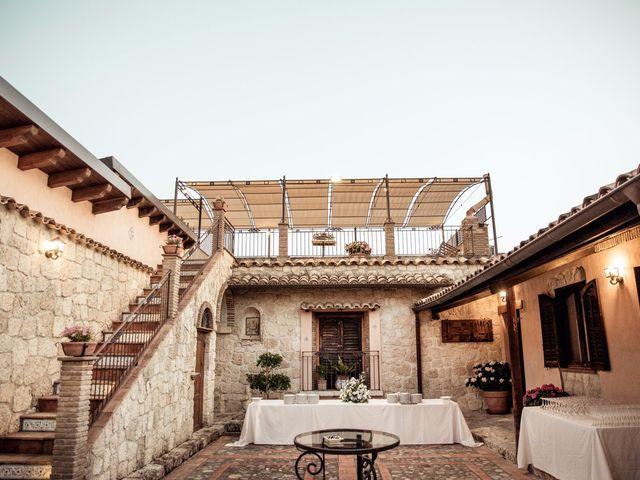 Il matrimonio di Sara e Orazio a Caltanissetta, Caltanissetta 96