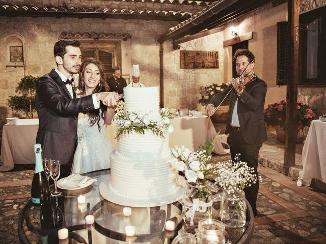 Il matrimonio di Sara e Orazio a Caltanissetta, Caltanissetta 122