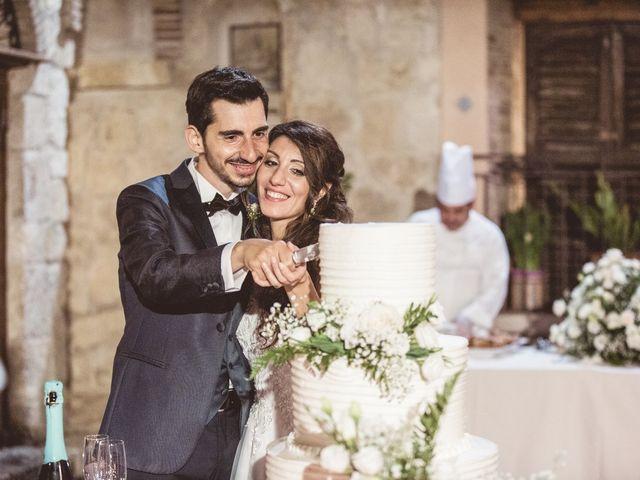 Il matrimonio di Sara e Orazio a Caltanissetta, Caltanissetta 135