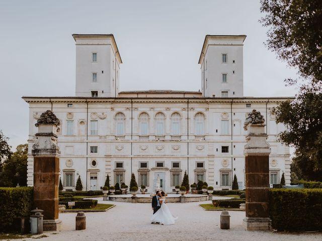 Il matrimonio di Emanuele e Alessandra a Roma, Roma 3