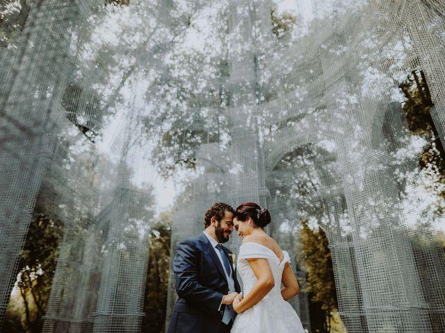 Il matrimonio di Emanuele e Alessandra a Roma, Roma 1