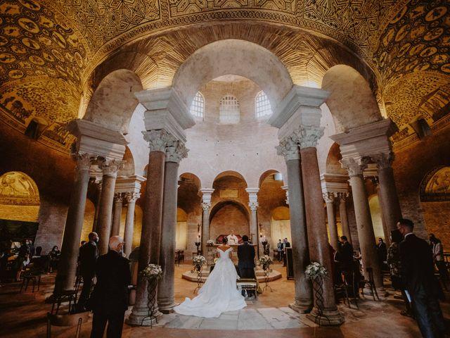 Il matrimonio di Emanuele e Alessandra a Roma, Roma 2