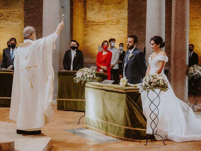 Il matrimonio di Emanuele e Alessandra a Roma, Roma 8