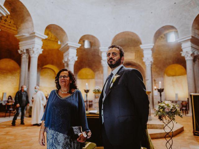 Il matrimonio di Emanuele e Alessandra a Roma, Roma 76
