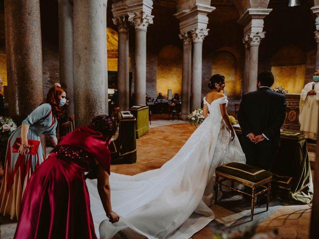 Il matrimonio di Emanuele e Alessandra a Roma, Roma 78