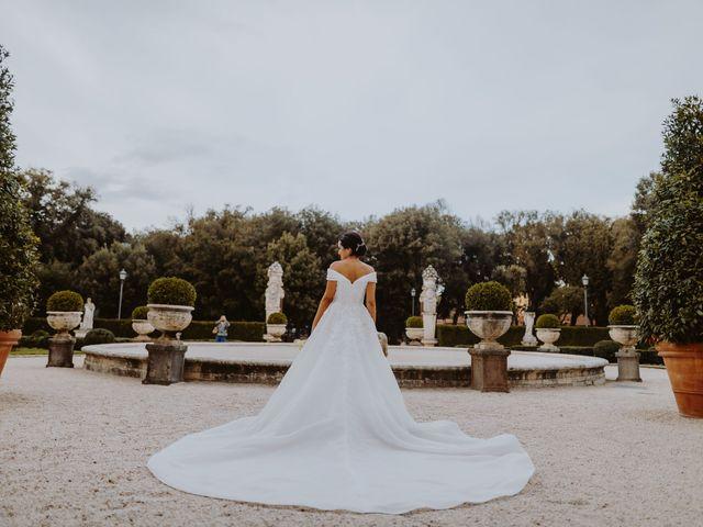 Il matrimonio di Emanuele e Alessandra a Roma, Roma 89