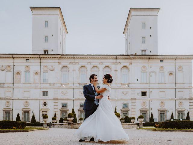 Il matrimonio di Emanuele e Alessandra a Roma, Roma 97