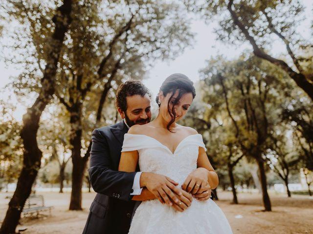 Il matrimonio di Emanuele e Alessandra a Roma, Roma 101