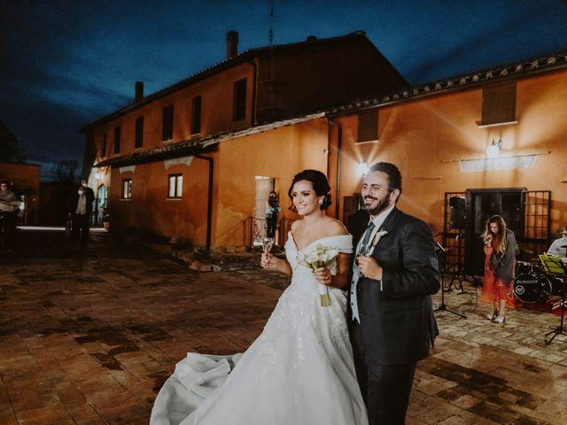 Il matrimonio di Emanuele e Alessandra a Roma, Roma 105