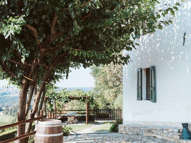 Il matrimonio di Matteo e Paola a Montevecchia, Lecco 3