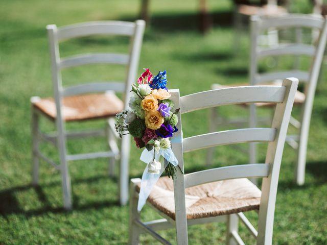 Il matrimonio di Matteo e Paola a Montevecchia, Lecco 6