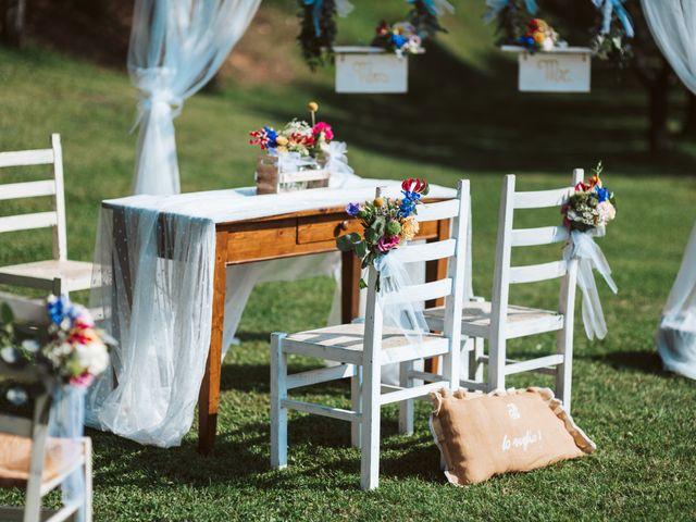 Il matrimonio di Matteo e Paola a Montevecchia, Lecco 7