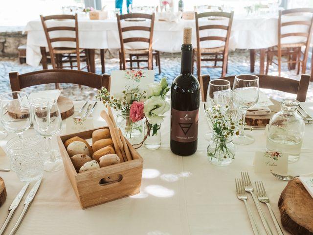 Il matrimonio di Matteo e Paola a Montevecchia, Lecco 13