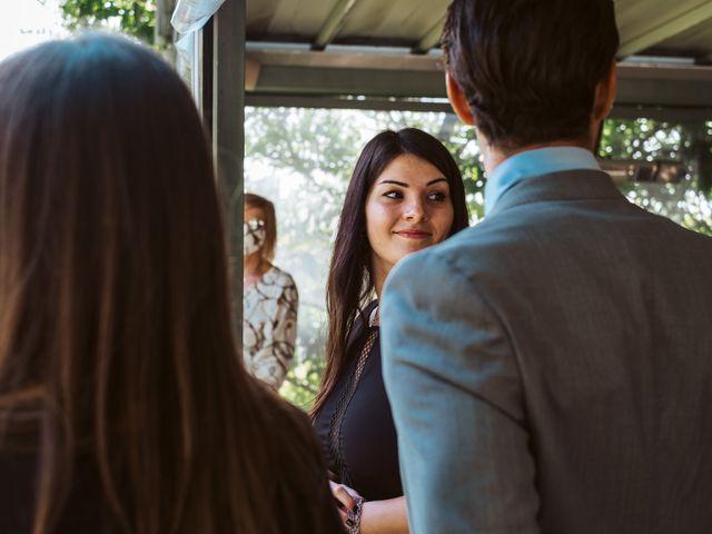 Il matrimonio di Matteo e Paola a Montevecchia, Lecco 16
