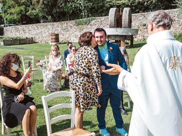Il matrimonio di Matteo e Paola a Montevecchia, Lecco 20