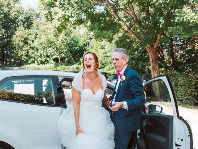 Il matrimonio di Matteo e Paola a Montevecchia, Lecco 21