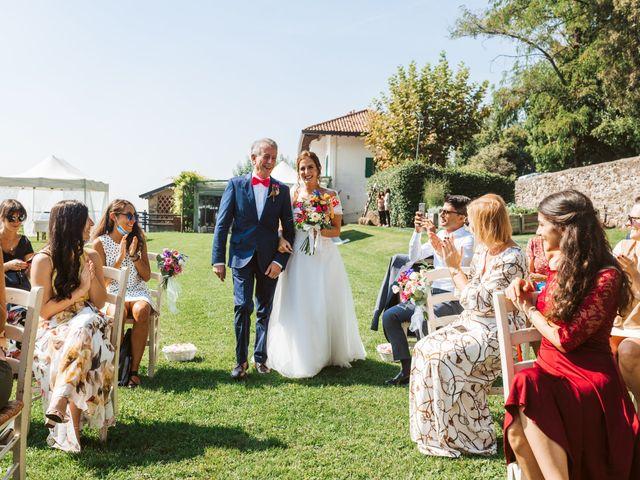 Il matrimonio di Matteo e Paola a Montevecchia, Lecco 25