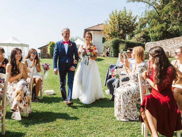 Il matrimonio di Matteo e Paola a Montevecchia, Lecco 26
