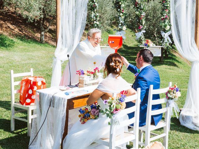 Il matrimonio di Matteo e Paola a Montevecchia, Lecco 33