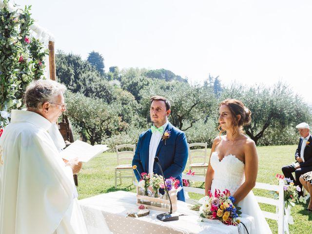 Il matrimonio di Matteo e Paola a Montevecchia, Lecco 34