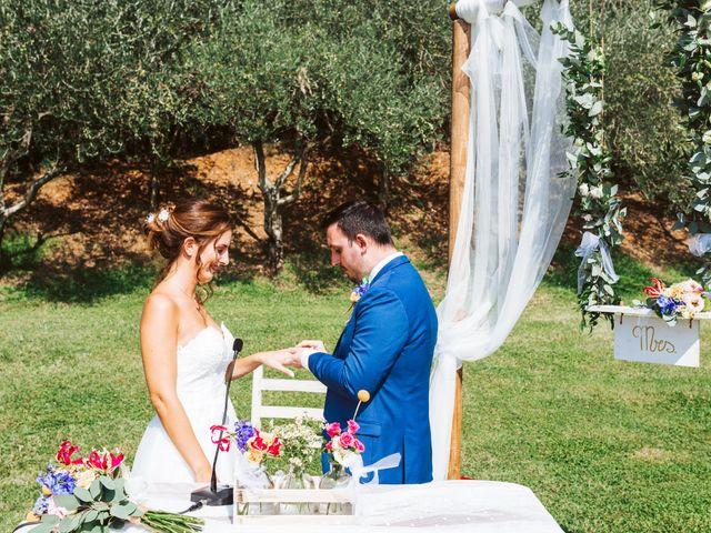 Il matrimonio di Matteo e Paola a Montevecchia, Lecco 35