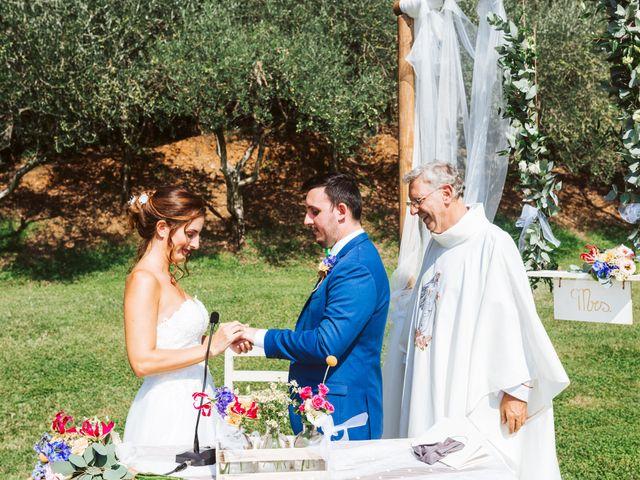 Il matrimonio di Matteo e Paola a Montevecchia, Lecco 36
