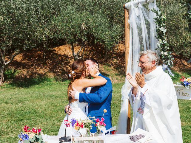 Il matrimonio di Matteo e Paola a Montevecchia, Lecco 37