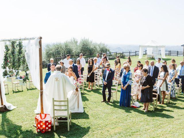 Il matrimonio di Matteo e Paola a Montevecchia, Lecco 39