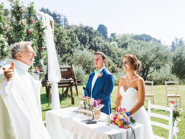 Il matrimonio di Matteo e Paola a Montevecchia, Lecco 40