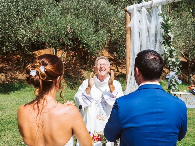 Il matrimonio di Matteo e Paola a Montevecchia, Lecco 41