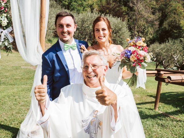 Il matrimonio di Matteo e Paola a Montevecchia, Lecco 42