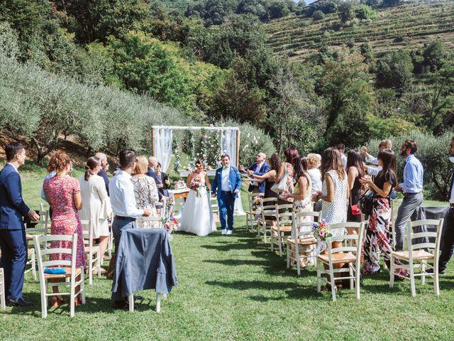 Il matrimonio di Matteo e Paola a Montevecchia, Lecco 43