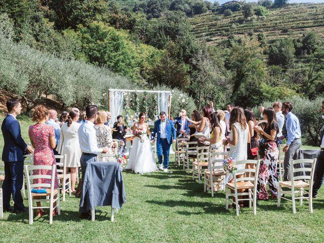 Il matrimonio di Matteo e Paola a Montevecchia, Lecco 44
