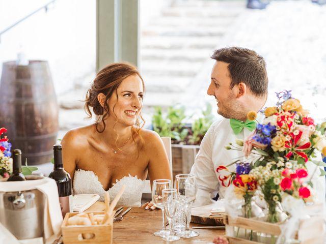 Il matrimonio di Matteo e Paola a Montevecchia, Lecco 46