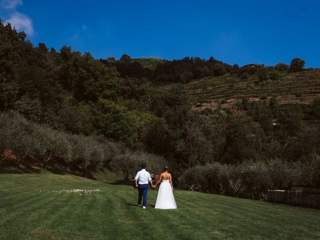 Il matrimonio di Matteo e Paola a Montevecchia, Lecco 58