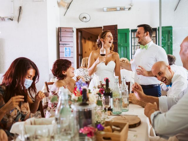 Il matrimonio di Matteo e Paola a Montevecchia, Lecco 62
