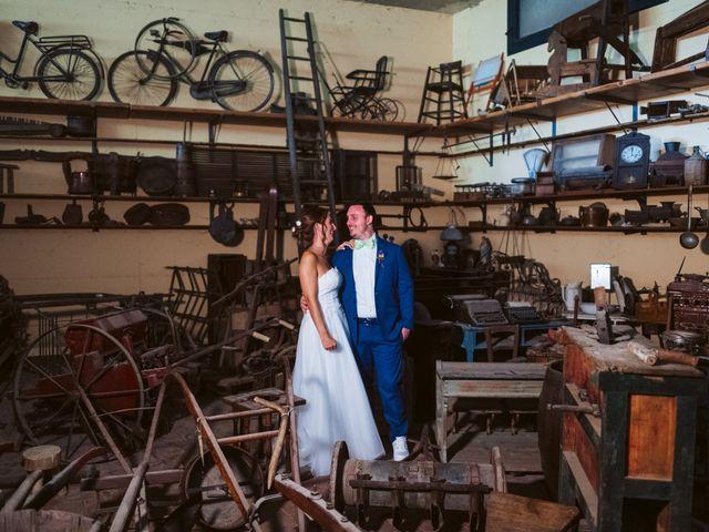 Il matrimonio di Matteo e Paola a Montevecchia, Lecco 63