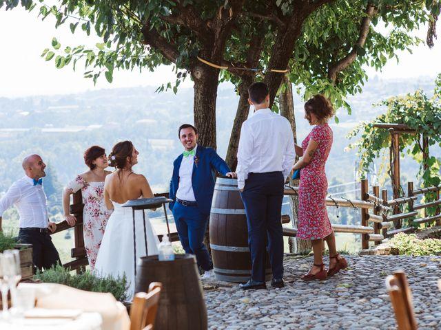 Il matrimonio di Matteo e Paola a Montevecchia, Lecco 65