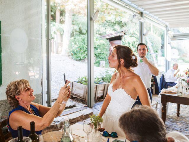 Il matrimonio di Matteo e Paola a Montevecchia, Lecco 66