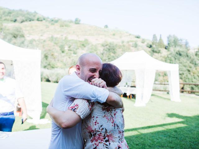 Il matrimonio di Matteo e Paola a Montevecchia, Lecco 68