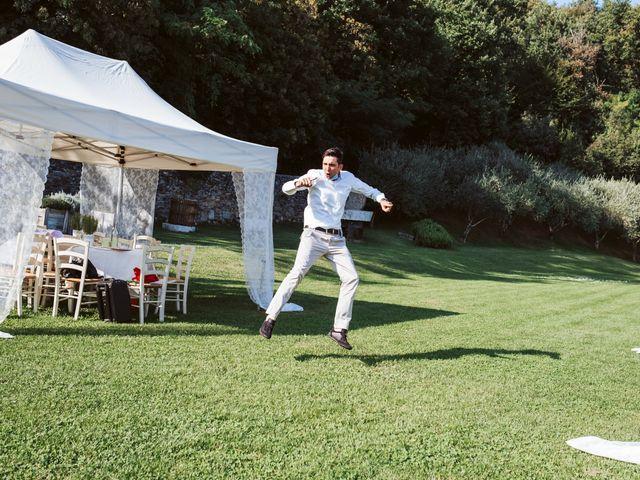 Il matrimonio di Matteo e Paola a Montevecchia, Lecco 69