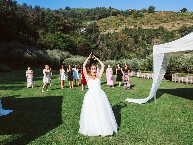 Il matrimonio di Matteo e Paola a Montevecchia, Lecco 72