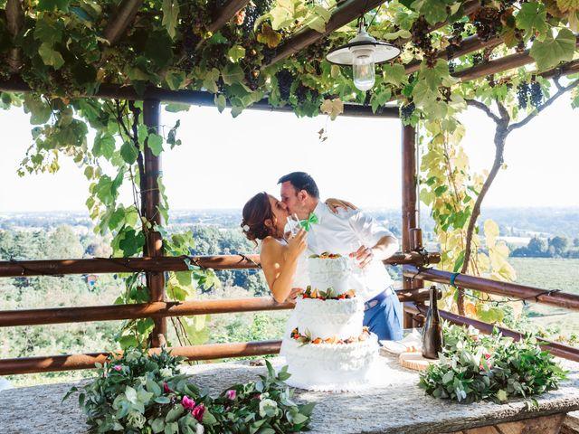 Il matrimonio di Matteo e Paola a Montevecchia, Lecco 75