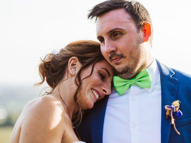 Il matrimonio di Matteo e Paola a Montevecchia, Lecco 78