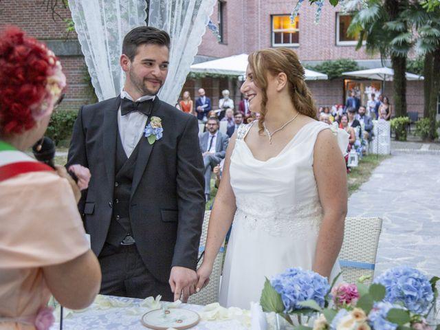 Il matrimonio di Mario e Veronica a Vigevano, Pavia 13